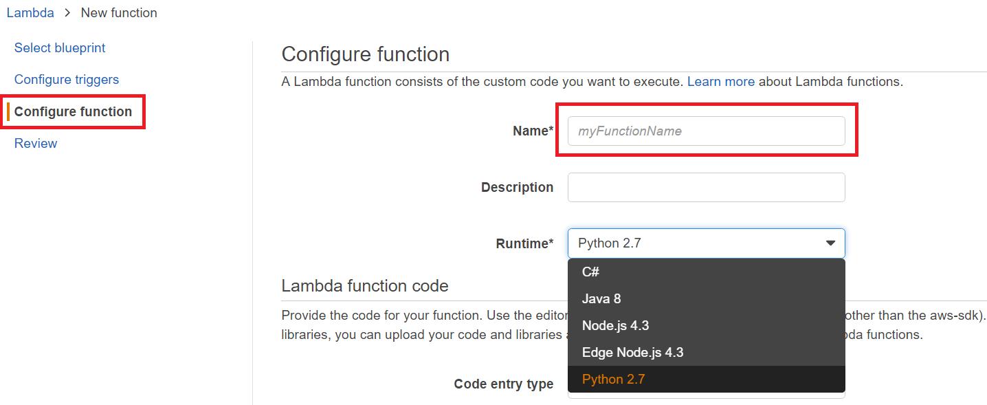 AWS Lambda를 이용한 API 서비스 배포 (1/2) - Algopie's Blog